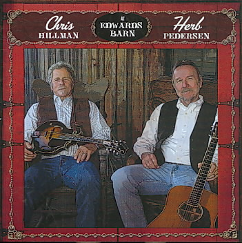 AT EDWARDS BARN BY HILLMAN,CHRIS (CD)