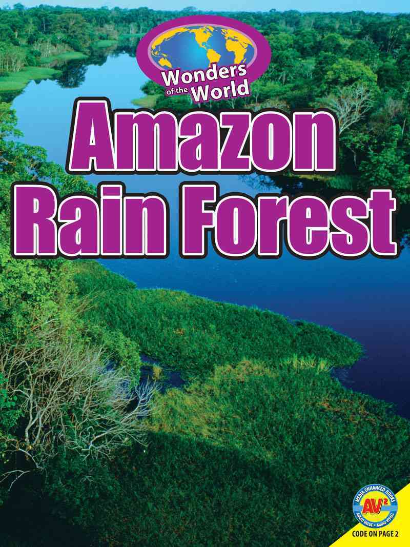 Amazon Rainforest By Watson, Galadriel